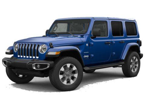 Jeep Wrangler Unlimited 2020, Egypt