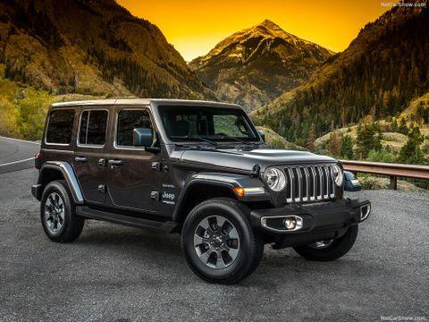 Jeep Wrangler 2019 Price In Egypt