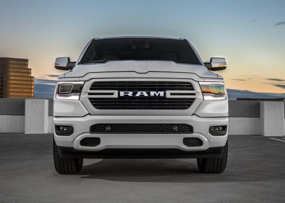 RAM 1500 2020, Saudi Arabia