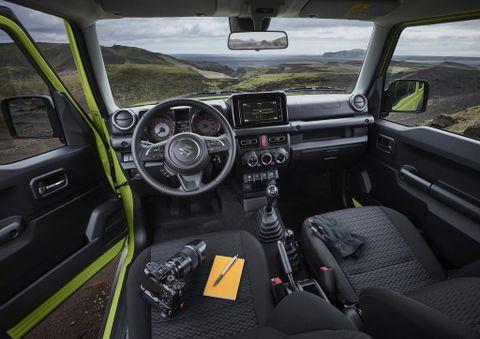 سوزوكي جمني 2020 1 5l Automatic في الإمارات أسعار السيارات الجديدة المواصفات تقارير وصور يللا موتور