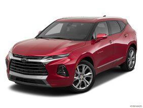 Chevrolet Blazer 2020, Kuwait, 2019 pics migration