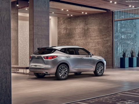 Chevrolet Blazer 2020 3 6l V6 Rs Awd In Uae New Car Prices Specs Reviews Amp Photos Yallamotor