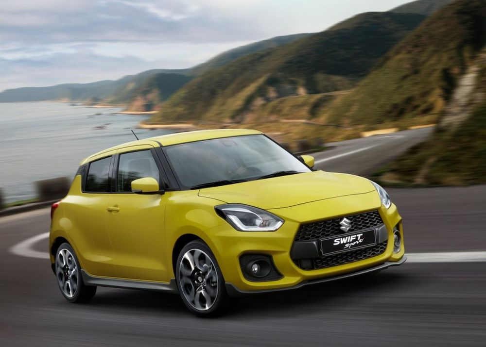 Suzuki Swift Sport 2020, United Arab Emirates