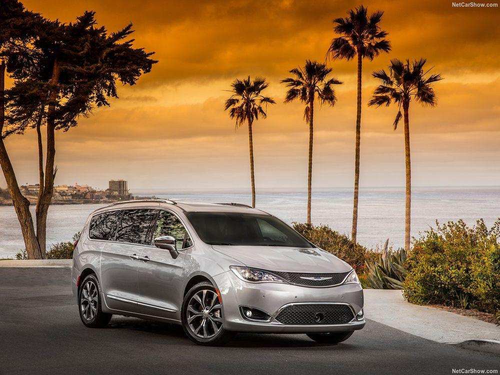 Chrysler Pacifica 2020, Egypt