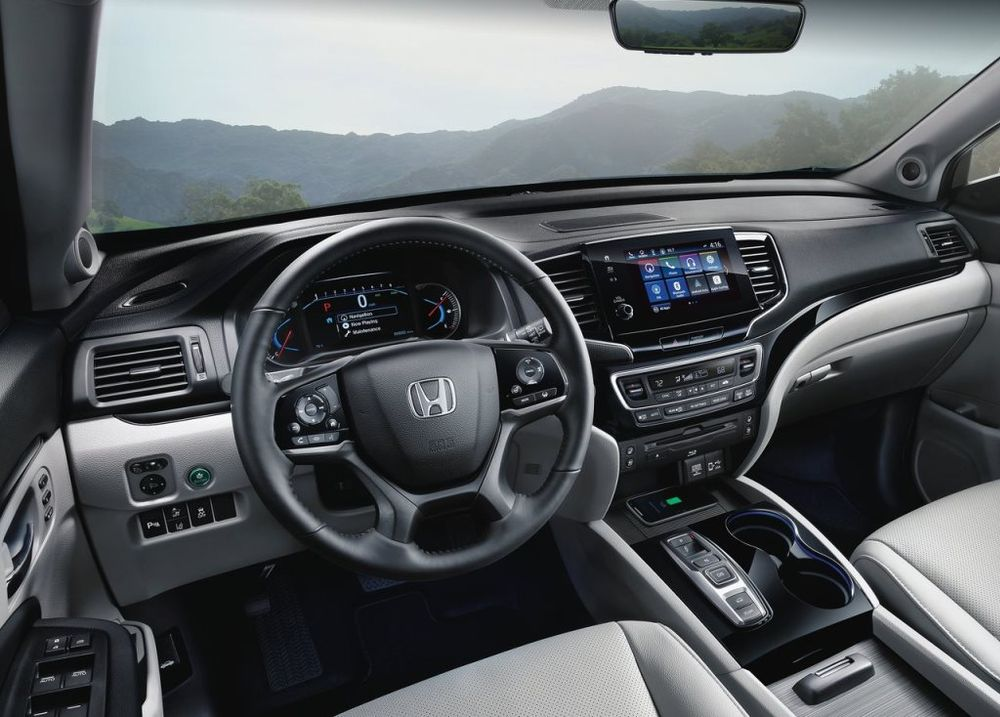 Honda Pilot 2020, Qatar