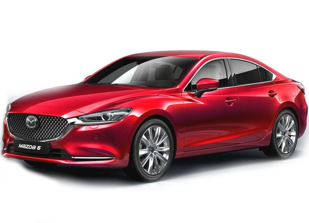Mazda 6 2020, United Arab Emirates