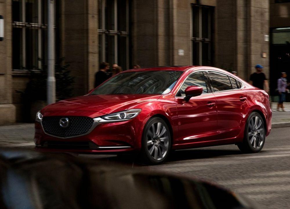 Mazda 6 2020, United Arab Emirates