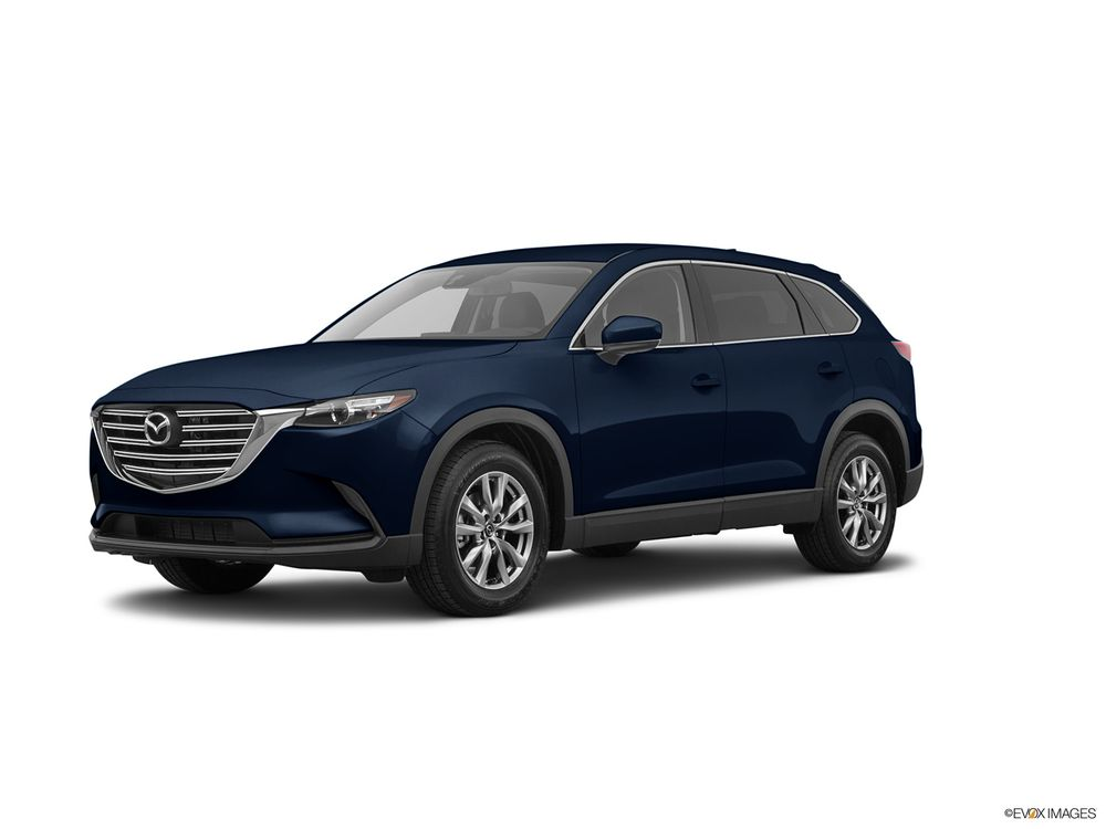 Mazda CX-9 2020, United Arab Emirates