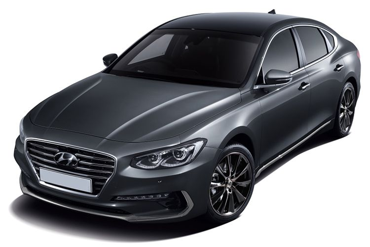 Hyundai Azera 2020, United Arab Emirates