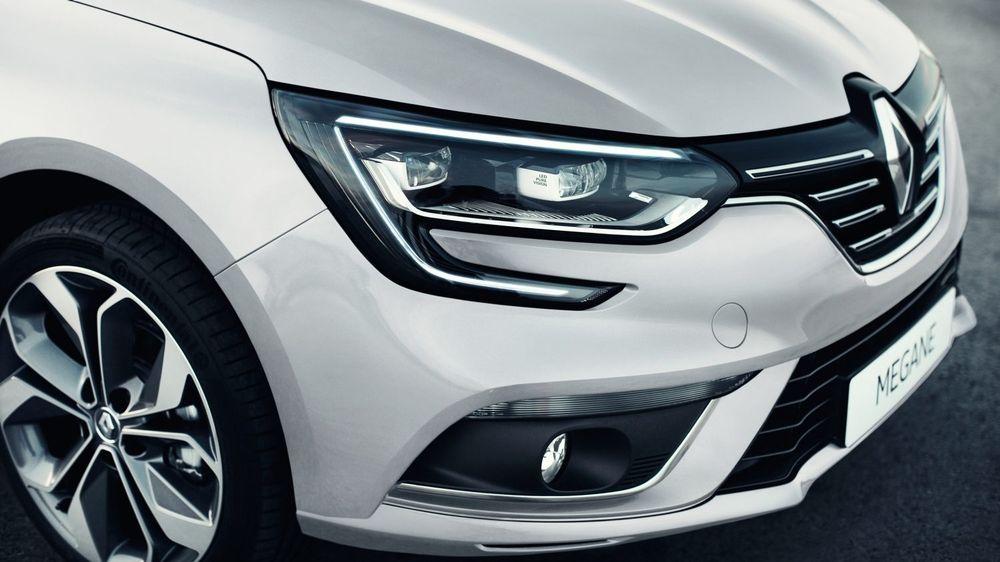 Renault Megane 2020, Saudi Arabia