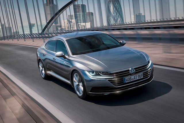 Volkswagen Arteon 2020, United Arab Emirates