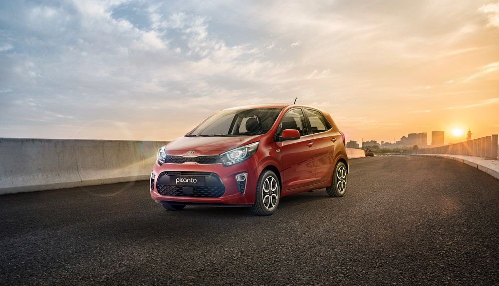 Kia Picanto 2020, United Arab Emirates
