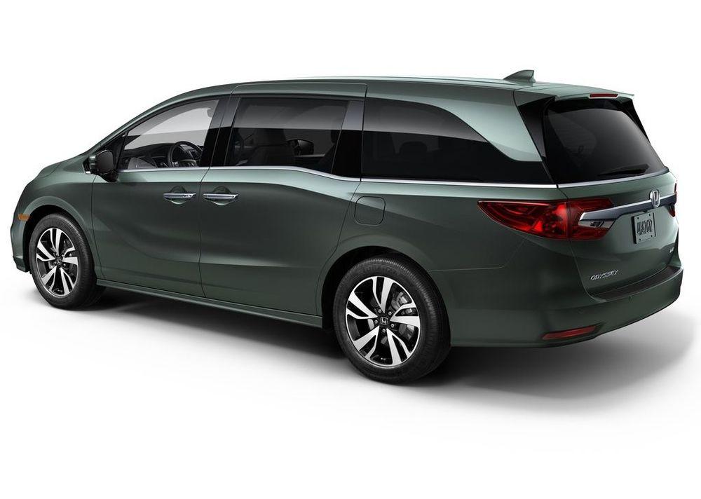 Honda Odyssey 2020, Bahrain