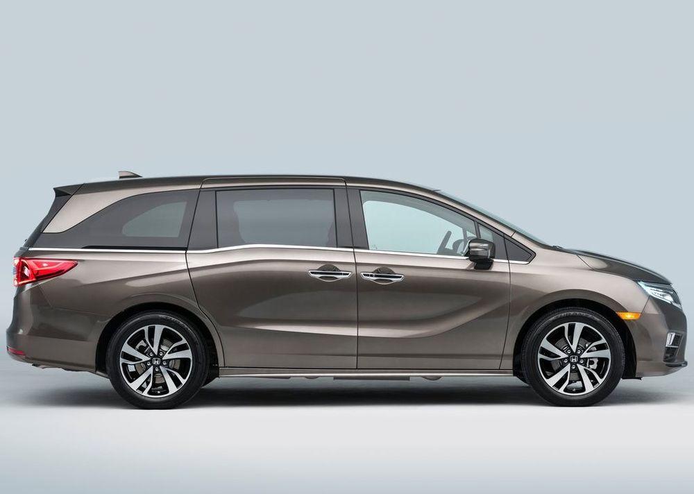 Honda Odyssey 2020, Kuwait
