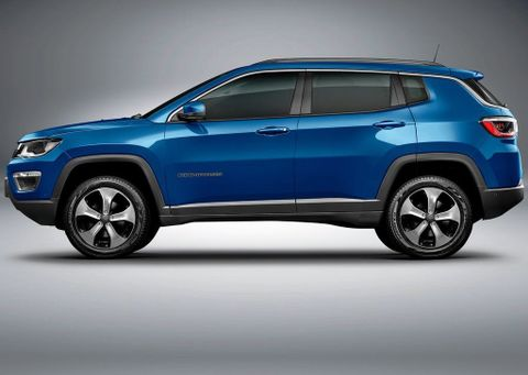 Car Features List For Jeep Compass 2020 2 4l Limited 4x4 Uae Yallamotor