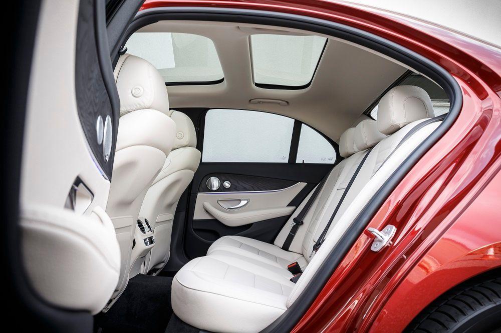 Mercedes-Benz E-Class Saloon 2020, United Arab Emirates