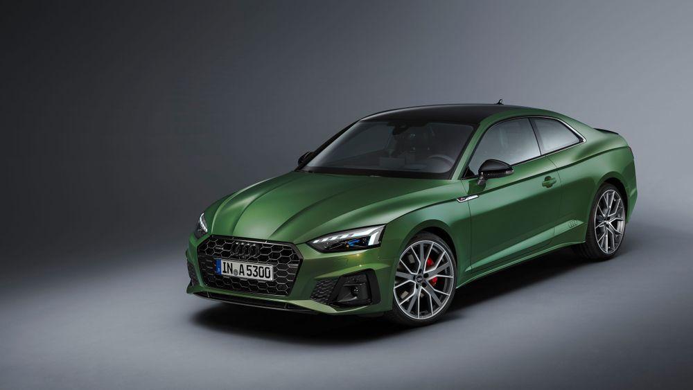 Audi A5 Coupe 2020, Saudi Arabia