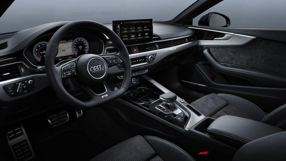 Audi A5 Coupe 2020, Bahrain