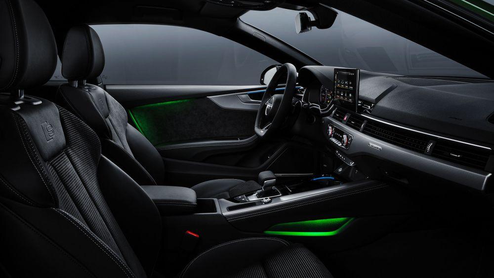 Audi A5 Coupe 2020, Oman