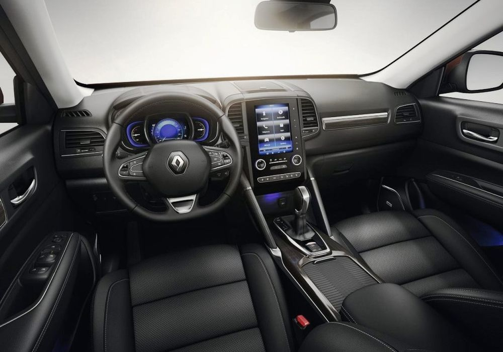 Renault Koleos 2020, United Arab Emirates