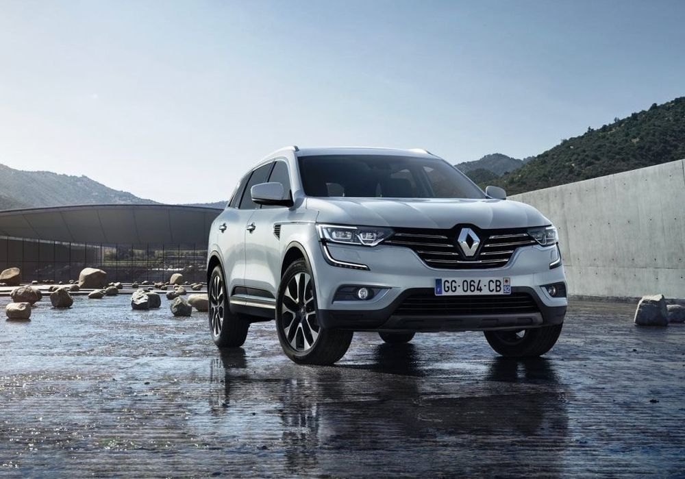 Renault Koleos 2020, Kuwait