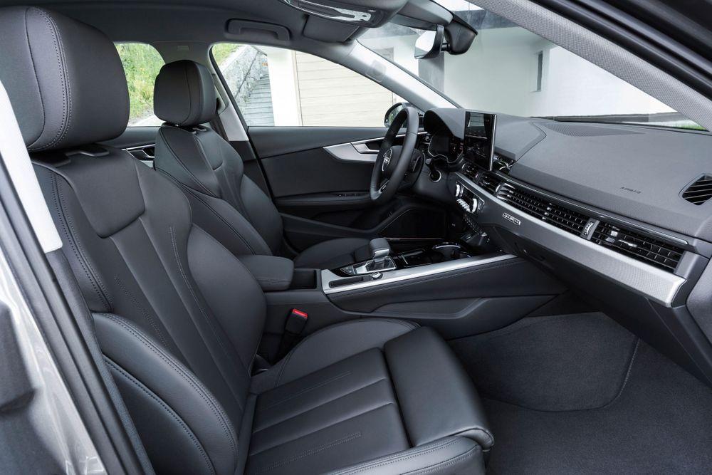 Audi A4 2020, Kuwait