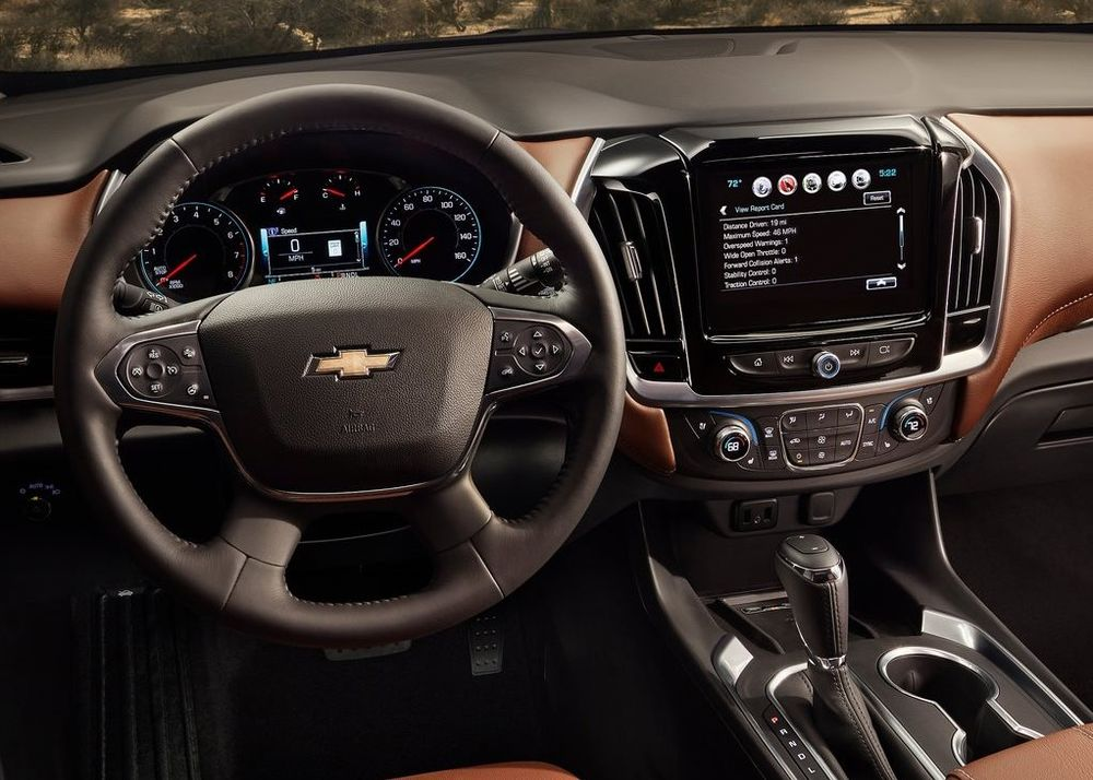 Chevrolet Traverse 2020, United Arab Emirates