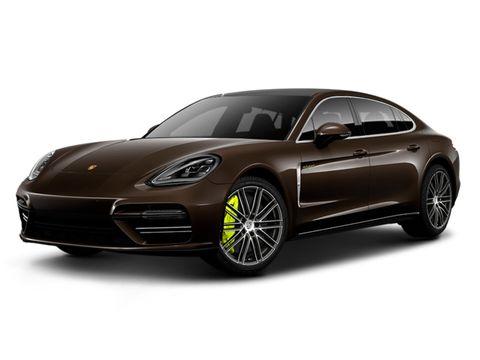 Porsche Panamera 2020, Saudi Arabia