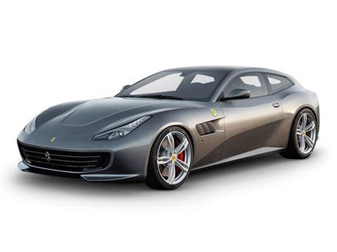 Ferrari GTC4Lusso 2020, Oman