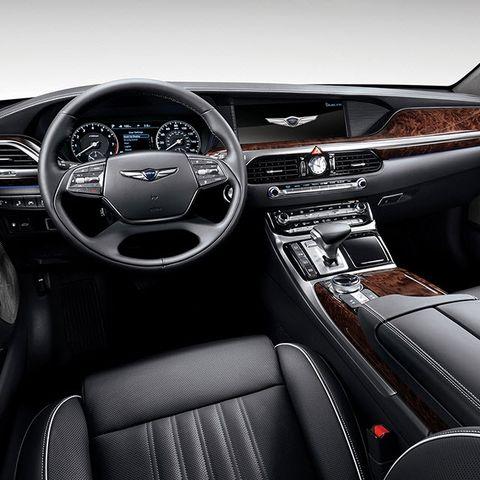 Genesis G90 2020 5 0l V8 Royal In Uae New Car Prices Specs