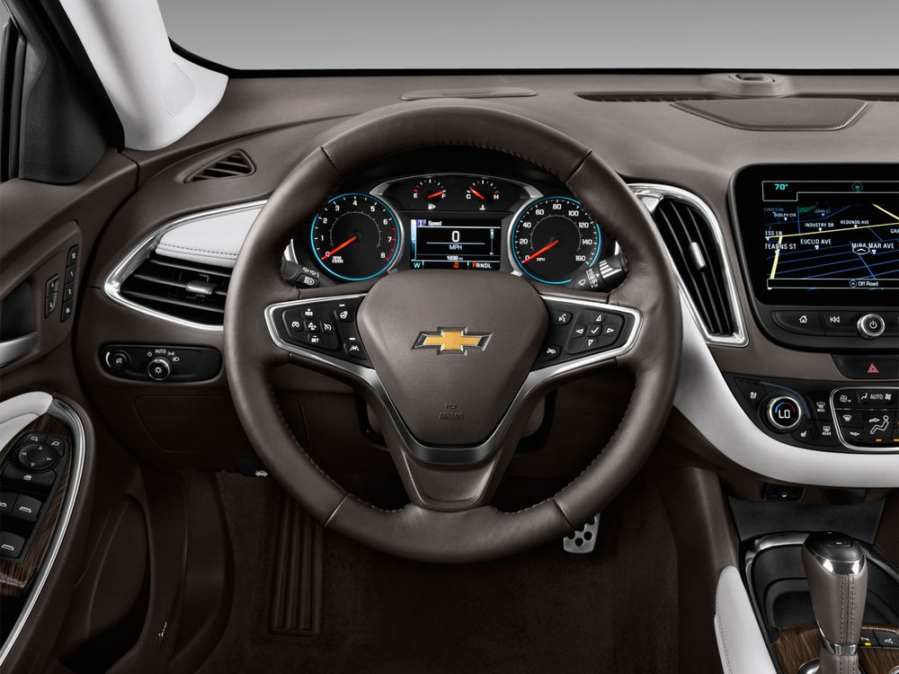 Chevrolet Malibu 2020, United Arab Emirates