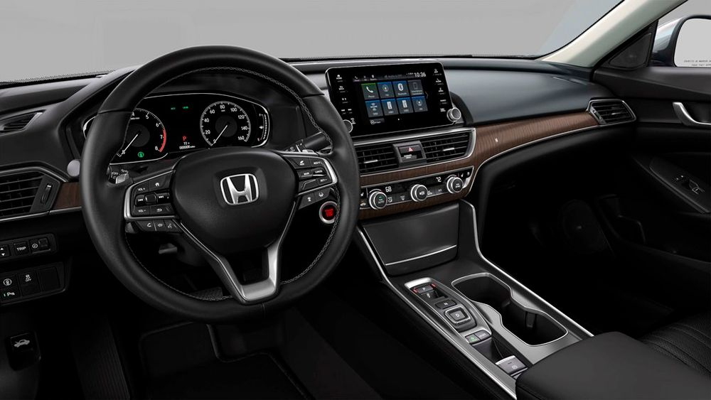 Honda Accord 2020, United Arab Emirates