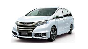 Honda Odyssey J 2020 2.4 EX, Kuwait, 2019 pics migration