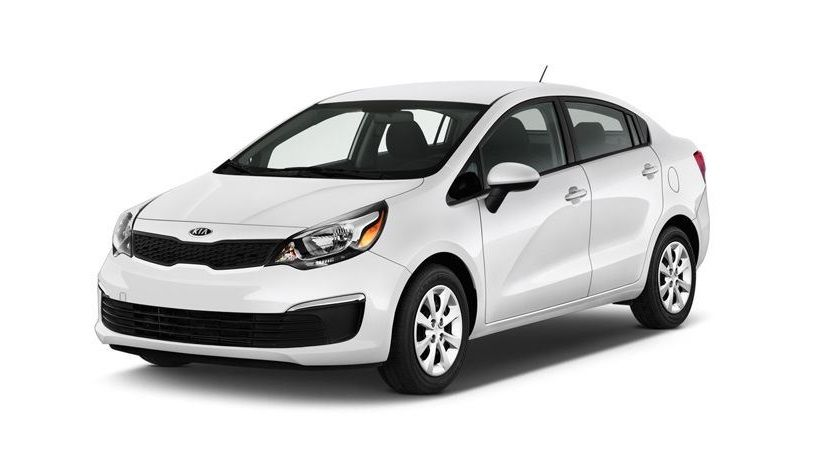 Kia Rio Sedan 2020, United Arab Emirates