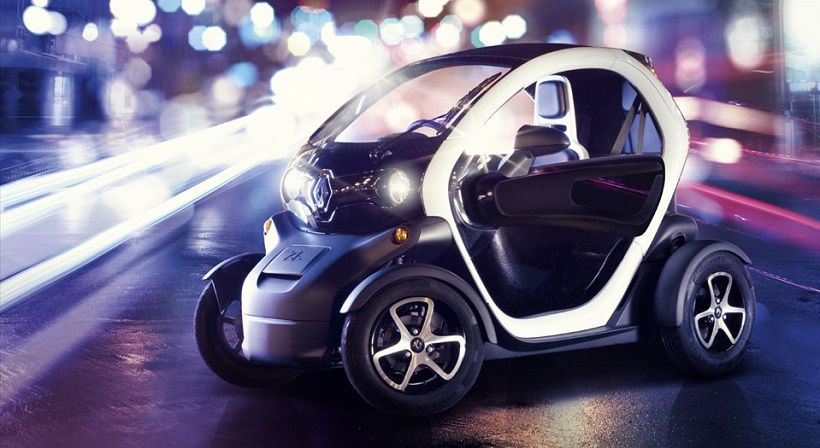 Renault Twizy 2020, Kuwait