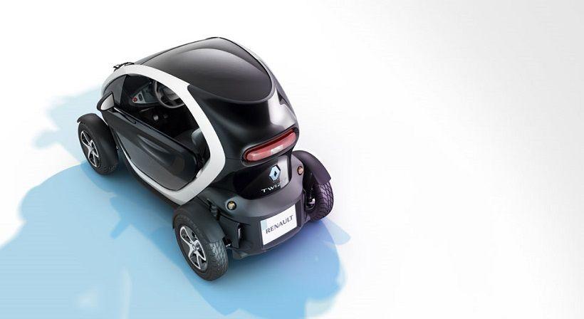 Renault Twizy 2020, Oman