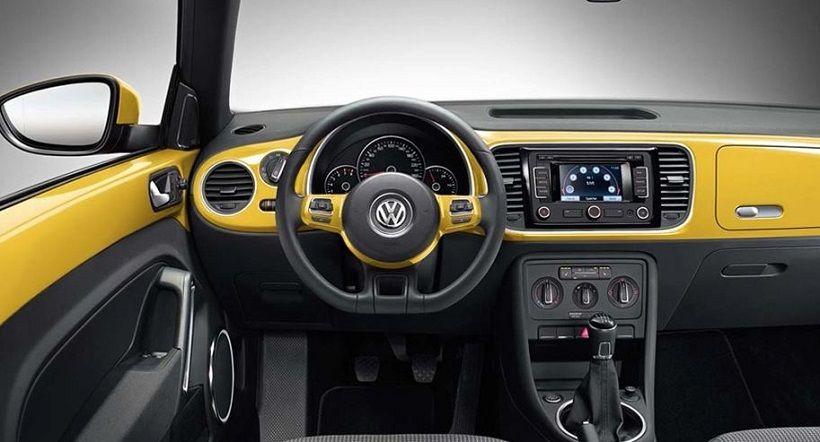 Volkswagen Beetle 2020, Kuwait