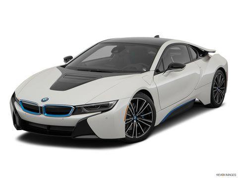 BMW i8 2020, United Arab Emirates