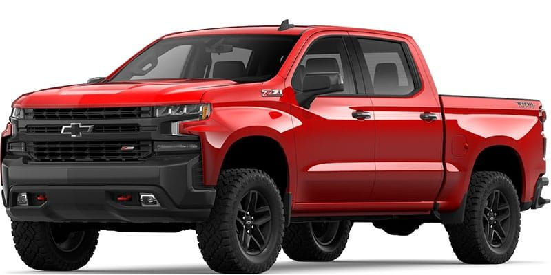 Chevrolet Silverado 2020, United Arab Emirates