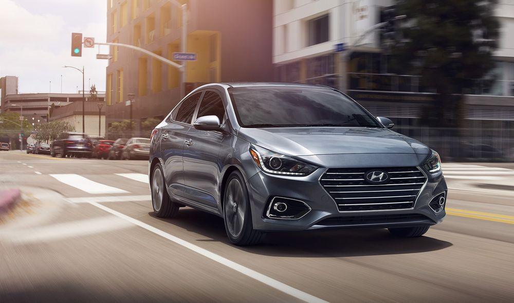 Hyundai Accent 2020, Kuwait