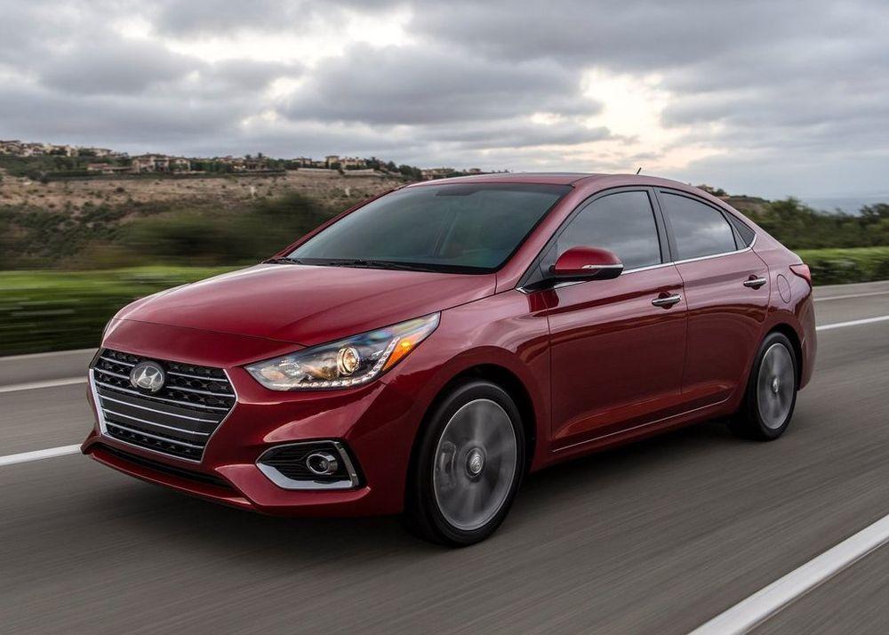 Hyundai Accent 2020, Oman