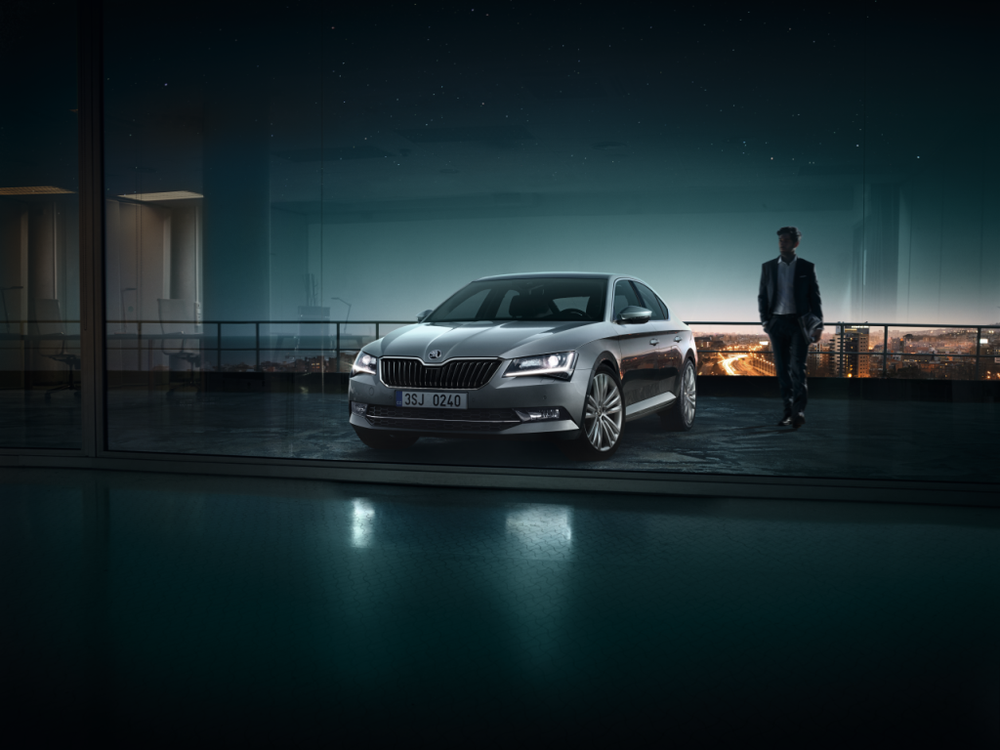 Skoda Superb 2020, Kuwait