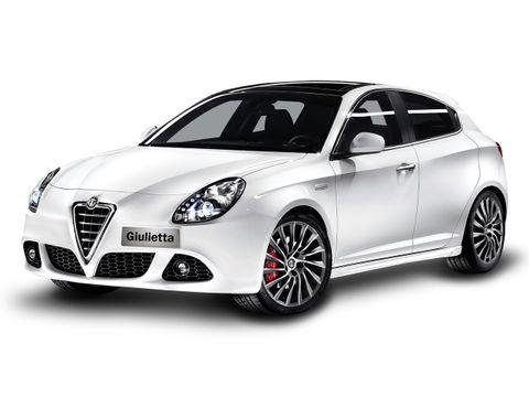 Alfa Romeo Giulietta 2020, Qatar