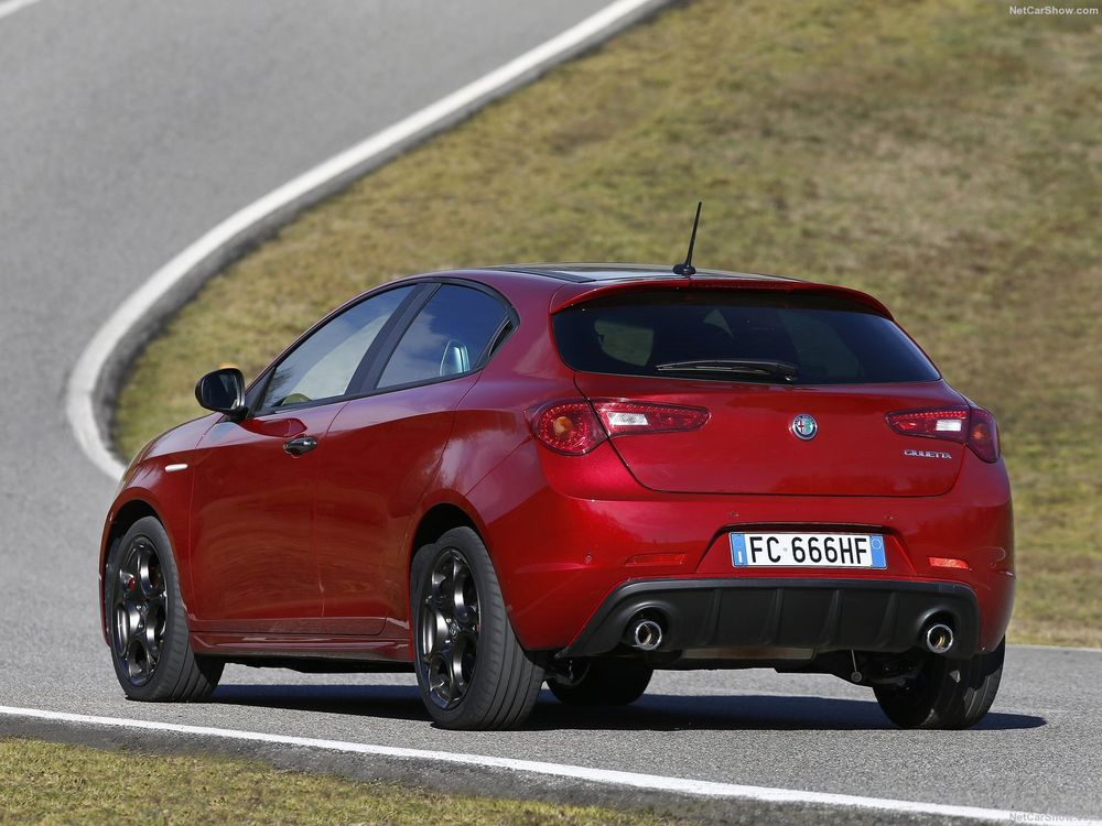 Alfa Romeo Giulietta 2020, Kuwait