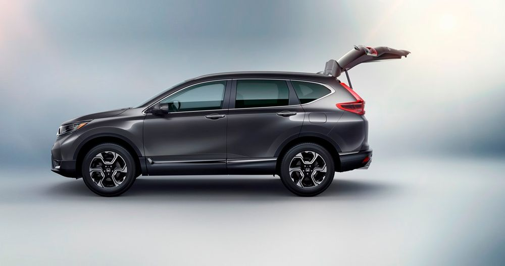 Honda CR-V 2020, United Arab Emirates