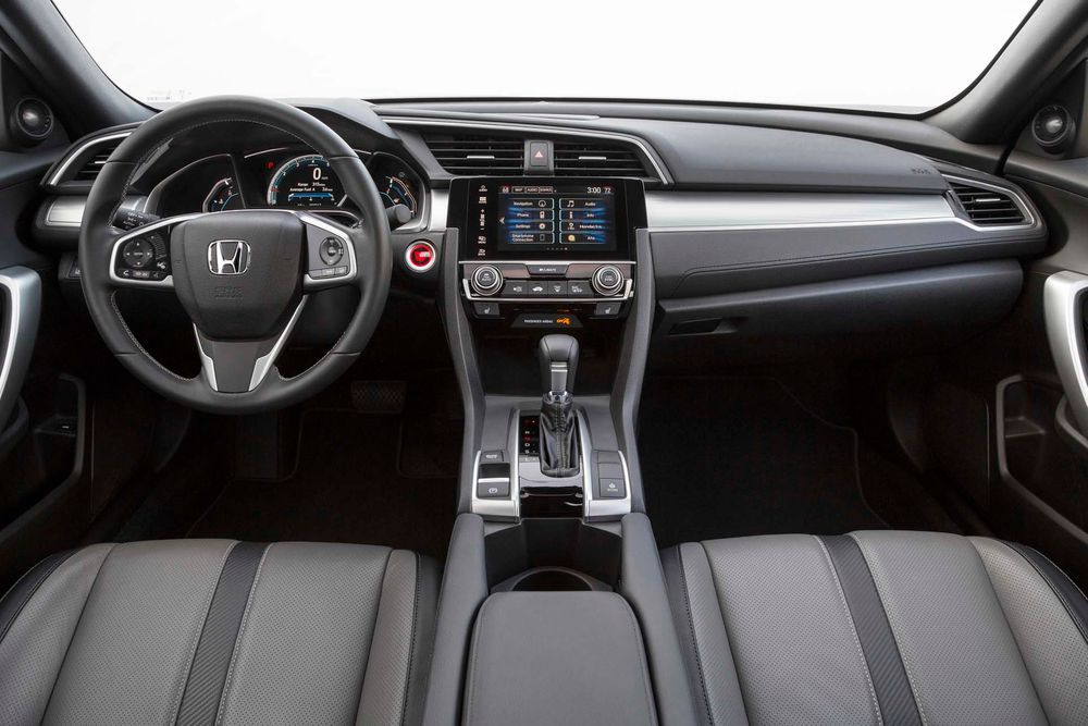 Honda Civic 2020, Egypt