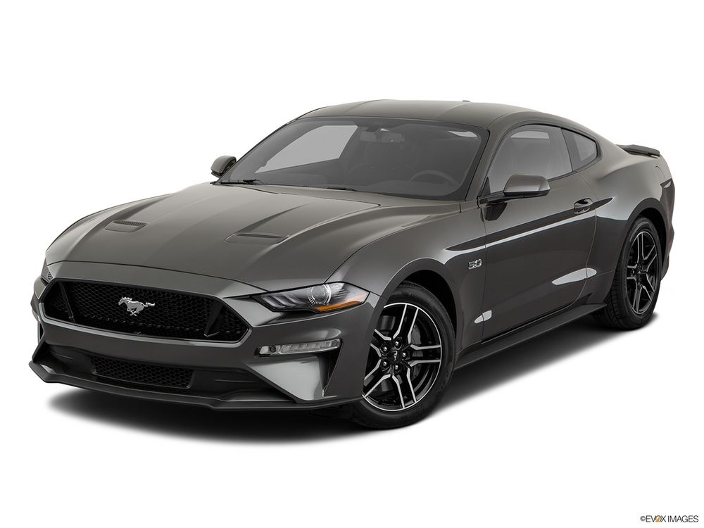 Ford Mustang 2020, United Arab Emirates