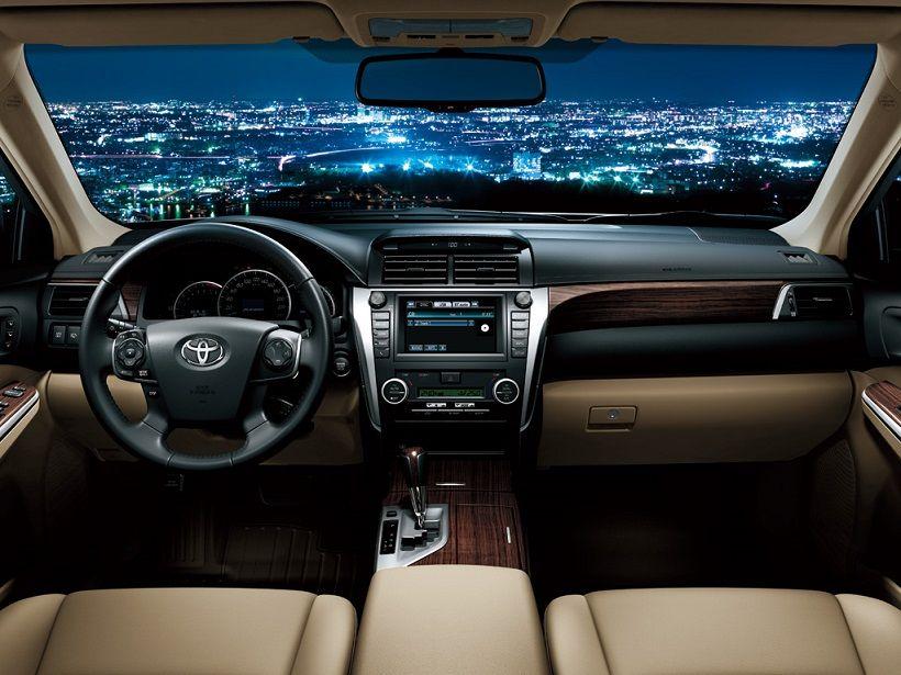 Toyota Aurion 2020, Qatar