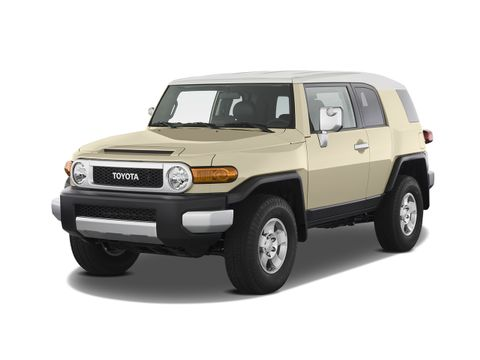 Toyota FJ Cruiser 2020, Oman