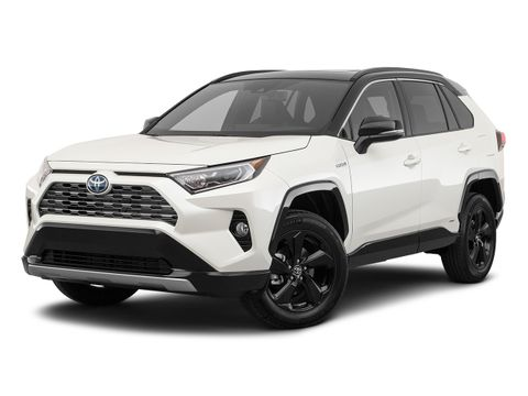 Toyota Rav4 2020, Oman
